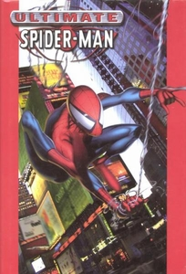Marvel Comic Books Ultimate Spider-Man Vol. 1 Hardcover