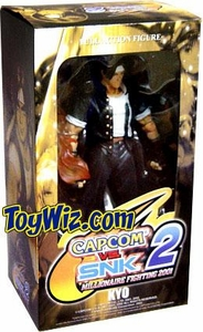 Capcom Vs. SNK 2 Street Fighter Series 1 Action Figure Kyo
