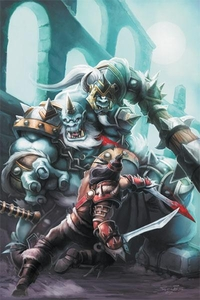 Wildstorm Comic Book World of Warcraft #2