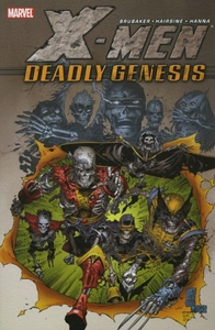Marvel Comic Books X-Men Deadly Genesis