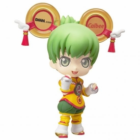 Tiger & Bunny Bandai Chibi-Arts Figure Dragon Kid