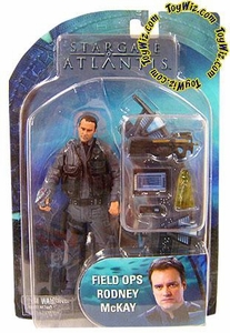 Diamond Select Toys Stargate Atlantis Series 2 Action Figure Field Ops McKay