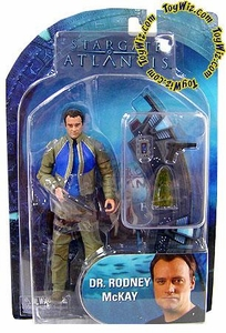 Diamond Select Toys Stargate Atlantis Series 2 Action Figure Dr. Rodney McKay