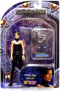 Diamond Select Toys Stargate SG-1 Action Figure Exclusive Avalon Vala