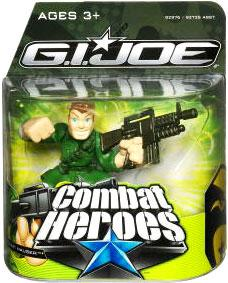 GI Joe The Rise of Cobra Combat Heroes Single Pack Conrad