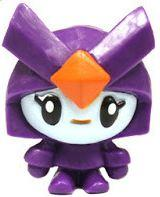 Moshi Monsters Moshlings 1.5 Inch Series 5 Mini Figure #Z01 Captain Squirk