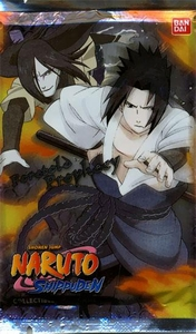 Naruto Shippuden Card Game Foretold Prophecy Booster Pack