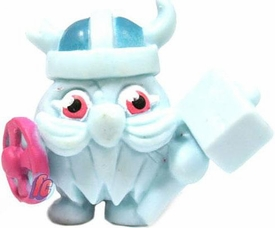 Moshi Monsters Moshlings 1.5 Inch Series 5 Mini Figure #64 Long Bear