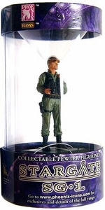 Phoenix Icons Stargate SG-1 Series 1 Pewter Figure Colonel O'Neill