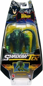 The Batman Shadow Tek Action Figure Killer Croc