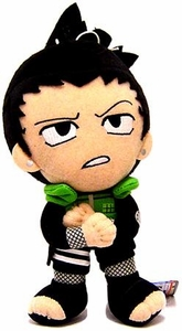 Naruto BanPresto Japanese Plush 7 Inch Toy New Style Shikamaru