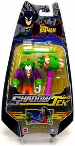 The Batman Shadow Tek Action Figure Smile Style Joker