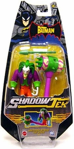 The Batman Shadow Tek Action Figure Hammer Strike Joker
