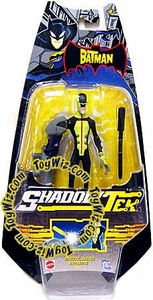 The Batman Shadow Tek Action Figure Metal Head Extreme