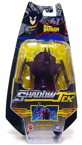 The Batman Shadow Tek Action Figure Killer Moth