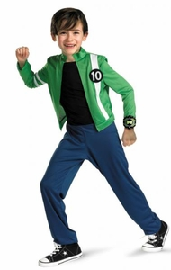Disguise Costume Ben 10 #50612 Alien Force Classic [Child] Boys Medium (7-8)