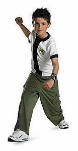 Disguise Costume Ben 10 #6929 Ben 10 Classic [Child]