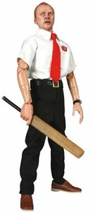 Shaun of the Dead Sideshow Collectibles 12 Inch Action Figure Shaun