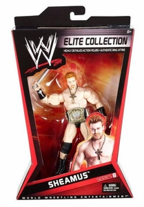 Mattel WWE Wrestling Elite Series 8 Action Figure Sheamus [Championship Belt]