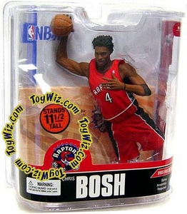 McFarlane Toys NBA Sports Picks Series 13 Action Figure Chris Bosh (Toronto Raptors) Red Jersey