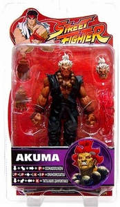 Sota Toys Street Fighter Series 4 Action Figure Shin Akuma