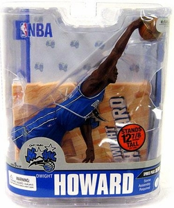 McFarlane Toys NBA Sports Picks Series 13 Action Figure Dwight Howard (Orlando Magic)