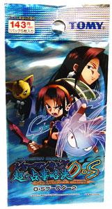 Shaman King Japanese Card Game Series 1 Booster Pack