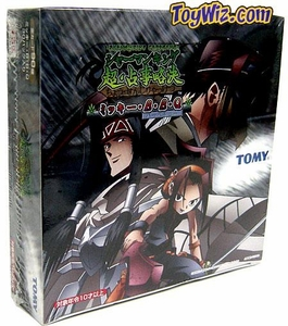 Shaman King Japanese Card Game BQ Series Booster BOX BLOWOUT SALE!