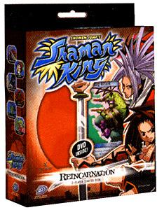 Upper Deck Shaman King Trading Card Game Reincarnation Starter Deck
