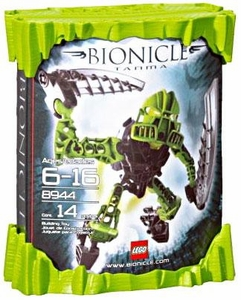 LEGO Bionicle Phantoka Matoran Set #8944 Tanma [Green]