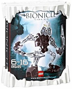 LEGO Bionicle Phantoka Matoran Set #8945 Solek [White]
