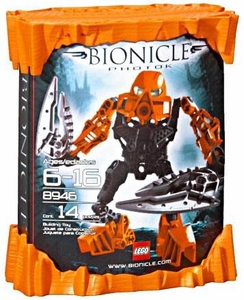 LEGO Bionicle Phantoka Matoran Set #8946 Photok [Orange]