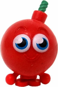 Moshi Monsters Moshlings 1.5 Inch Series 2 Mini Figure #75 Cherry Bomb