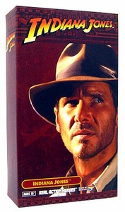 Indiana Jones Movie Medicom RAH Real Action Heroes 12 Inch Deluxe Collectible Figure Indiana Jones