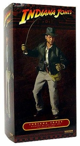 Sideshow Collectibles 12 Inch Deluxe Action Figure Indiana Jones [Raiders of the Lost Ark]