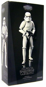 Star Wars Sideshow Collectibles 12 Inch Action Figure Imperial Stormtrooper