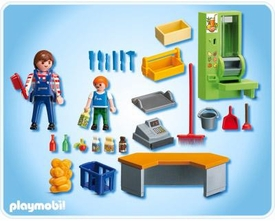 Playmobil School Set #4327 School Cafeteria