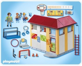 Playmobil School Set #4325 School Gym