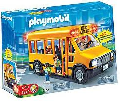 Playmobil School Set #5940 School Bus