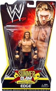 Mattel WWE Wrestling Summer Slam Heritage Series Action Figure Edge [2008]