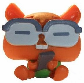 Moshi Monsters Moshlings 1.5 Inch Series 1 Mini Figure #77 Waldo