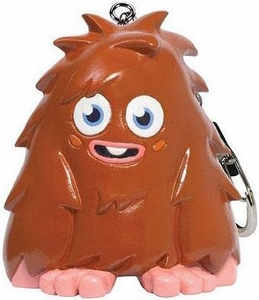 Moshi Monsters Mini Figure Keychain Furi [Bonus Moshling Charm Included!]