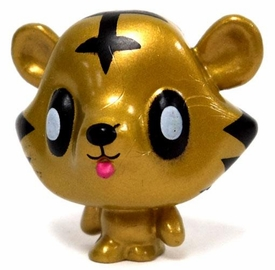 Moshi Monsters Moshlings 1.5 Inch Gold Limited Edition Mini Figure Jeepers