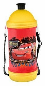 Disney Pixar Cars Movie Sip N' Snack Bottle