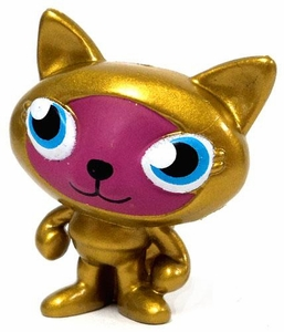 Moshi Monsters Moshlings 1.5 Inch Gold Limited Edition Mini Figure Sooki-Yaki