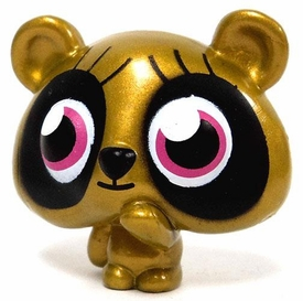 Moshi Monsters Moshlings 1.5 Inch Gold Limited Edition Mini Figure Shishi