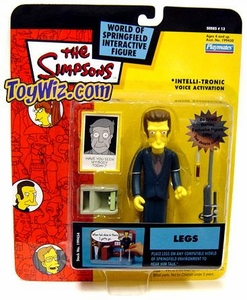 The Simpsons Series 13 Playmates Action Figure Legs