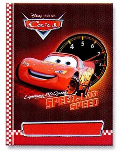 Disney / Pixar CARS Movie Accessory Personalized Diary Journal