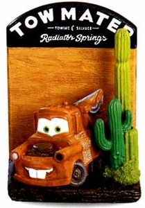 Disney / Pixar CARS Movie Accessory Mater Notepad Holder
