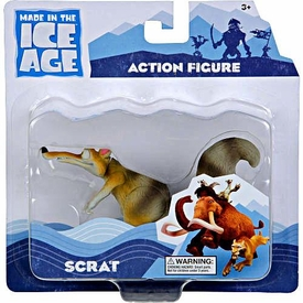 Ice Age Continental Drift Movie Action Figure Scrat